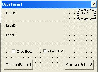 VBA Label - Add Count Label