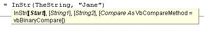 VBA Code to Find in String 3