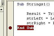 VBA String Function